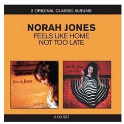 Norah Jones - Not Too Late / Feels Like Home (Limited Edition)