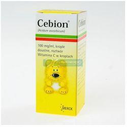 CEBION 0,1 g/1ml krople 30ml