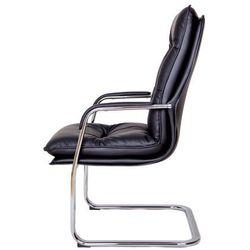 Krzesło konferencyjne COMFORTE kolor czarny