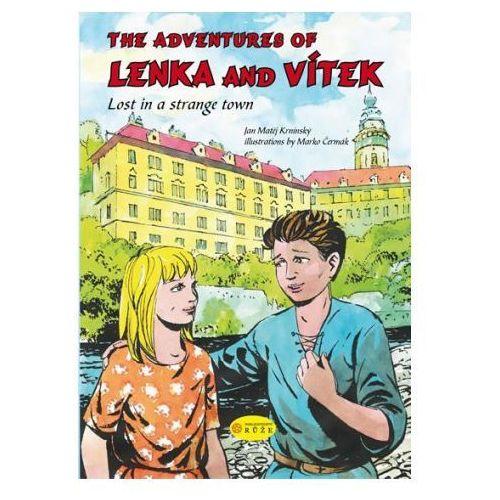 The Adventures of Lenka and Vítek - Lost in a strange town Krnínský Jan Matěj