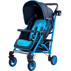 Wózek spacerowy CARETERO Sonata niebieski + DARMOWY TRANSPORT!