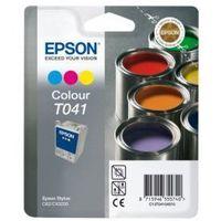 oryginalny atrament Epson color [T041]