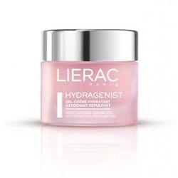 Lierac - Hydragenist Moisturizing Cream-Gel Oxygenating Replumping - Nawilżający żel-krem dotleniający - 50 ml - DOSTAWA GRATIS! Kupując ten produkt otrzymujesz darmową dostawę !