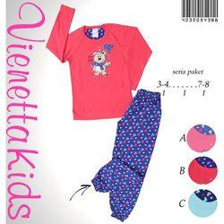 Piżama dziecięca 094388 Vienetta Secret