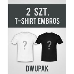 DWUPAK MĘSKI - 2 szt. T-shirt Embros