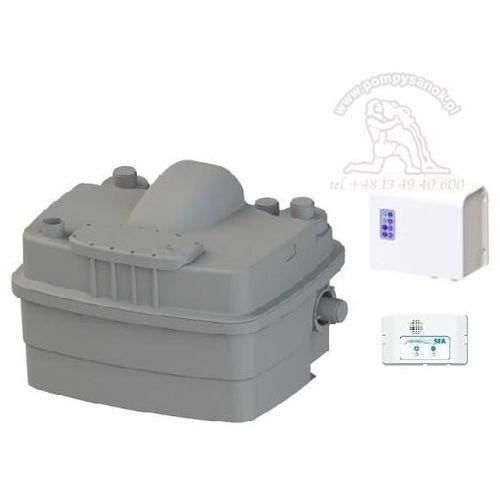 Agregat rozdrabniający Sanicubic 2 CLASSIC - rozdrabniacz do wc, kuchni, pralni rabat 27%