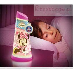 Lampka Nocna i latarka Go Glow Disney Myszka Mini Minnie