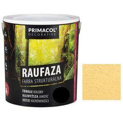 Farba strukturalna Raufaza Słomkowy 5 l Primacol Decorative