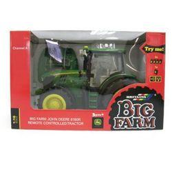 TOMY Zdalnie sterowany traktor John Deere 6190R