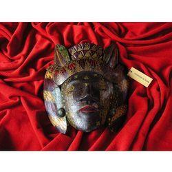 Dekoracyjny Prezent RZEŹBA Egzotyczna Maska BÓSTWA