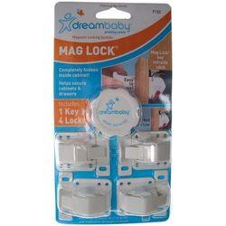Magnetyczne zamknięcie szafek 4szt, Dreambaby -10% (-10%)