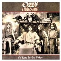 OZZY OSBOURNE - NO REST FOR THE WICKED (CD)