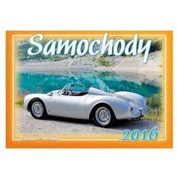 Kalendarz 2016 Rodzinny Samochody