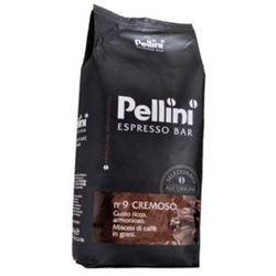 Kawa ziarnista Pellini Espresso Bar no9 Cremoso 1kg - ŚWIEŻA paczkomaty od 5 zł wysyłka 24h