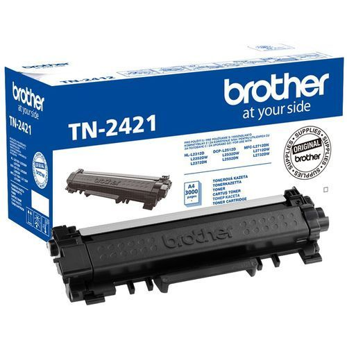 Brother TonerTN2421 Black