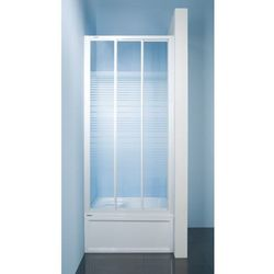 SANPLAST drzwi Classic 100-110 przesuwne, szkło W4 DTr-c-100-110 600-013-1841-01-410