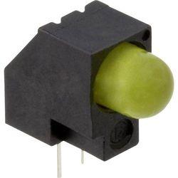 Moduł LED Żółty (DxSxW) 13.62 x 13.08 x 6.1 mm Dialight 550-2308F