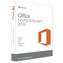 Microsoft Office 2016 dla Użytkowników Domowych i Uczniów