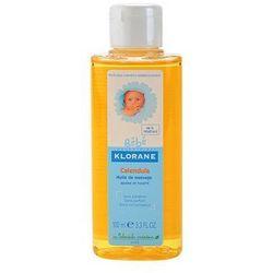 Klorane Bébé Calendula olejek do masażu dla dzieci + do każdego zamówienia upominek.