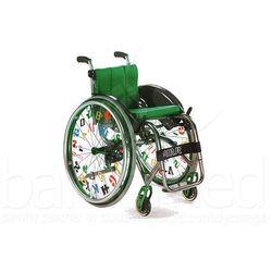 Wózek inwalidzki aktywny Offcarr Quasar Kid