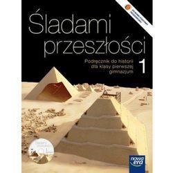 Śladami Przeszłości 1 Historia Podręcznik Z Płytą Cd (opr. miękka)