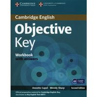 Objective Key Worbook with answers (opr. miękka)