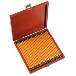 Ołówki Grafitowe Art 8B-10H 24szt drewno