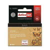 ActiveJet AL-100BRX tusz czarny do drukarki Lexmark (zamiennik Lexmark 100XL/ 105XL 14N1068, 14N0820) Premium- wysyłka dziś do godz.18:30. wysyłamy jak na wczoraj!