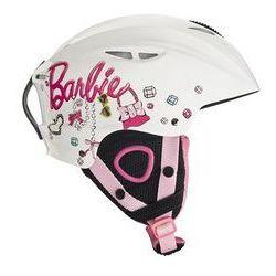 Kask narciarski Barbie M Biały