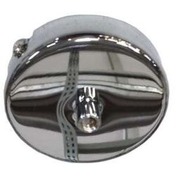 Metalowa podsufitka ARTO 128044 Markslojd okrągła ROZETA do lampy wiszącej chrom