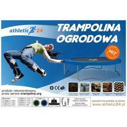 ATHLETIC24 457 cm - Trampolina ogrodowa
