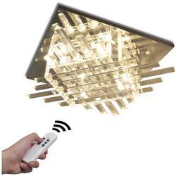 Lampa sufitowa LED RGB szklana krata Zapisz się do naszego Newslettera i odbierz voucher 20 PLN na zakupy w VidaXL!