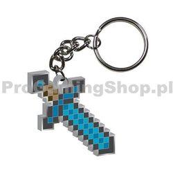 Breloczek na klucze Minecraft Diamond Sword