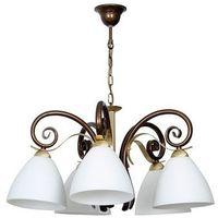 Lampa wisząca LIMA 5xE27/60W/230V