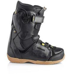 buty snowboardowe mę DEELUXE - Alpha Black 9110 (9110) rozmiar: 47
