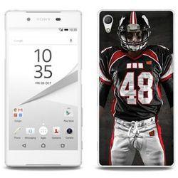 Foto Case - Sony Xperia Z5 - etui na telefon - sportowiec