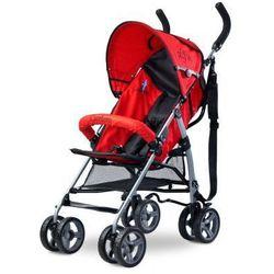 Caretero Alfa wózek dziecięcy spacerówka red nowość 2016