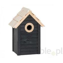 Domek Dla Ptaków czarny Ib Laursen 2300-24