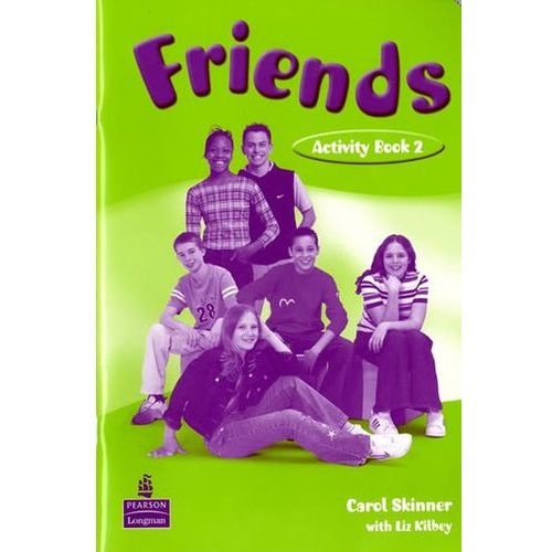 По английскому 2 skinner book carol activity friends гдз