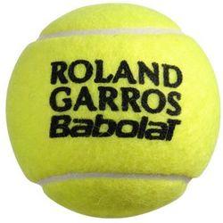 piłki tenisowe BABOLAT FRENCH OPEN ROLAND GAROS (4szt.) x 18 /karton/ Promocja (-24%)