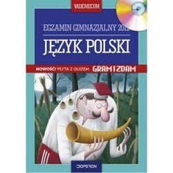 Język polski Vademecum egzamin gimnazjalny 2012 z płytą CD (opr. miękka)