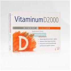 Vitaminum D 2000 30 tabl.