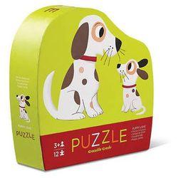 Puzzle 12 Słodkie Pieski