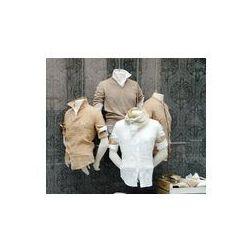 Foto naklejka samoprzylepna 100 x 100 cm - Sklep z odzieżą