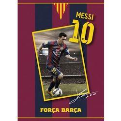 Zeszyt szkolny Class FC Barcelona A5/16k. 102-03 podwójna linia