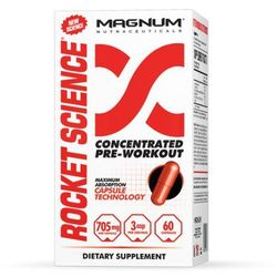 Magnum Nutraceuticals Rocket Science 60kaps