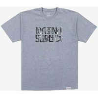 koszulka DIAMOND - Downtown Signature S/S Heather Grey (HTGR)