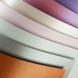Karton ozdobny Premium Millenium Galeria Papieru, fioletowy, format A4, opakowanie 20 arkuszy, 200718