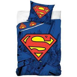 Tip Trade Pościel dla dzieci Superman, 140 x 200 cm, 70 x 80 cm