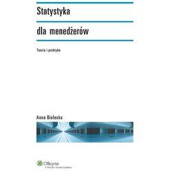 Statystyka dla menedżerów (opr. miękka)